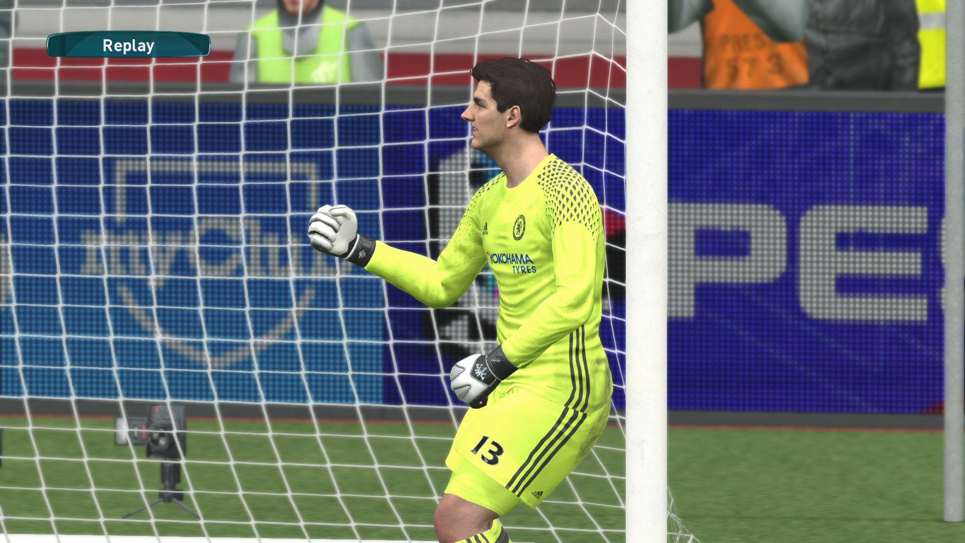 Goalkeeper tutorial - pes-news com