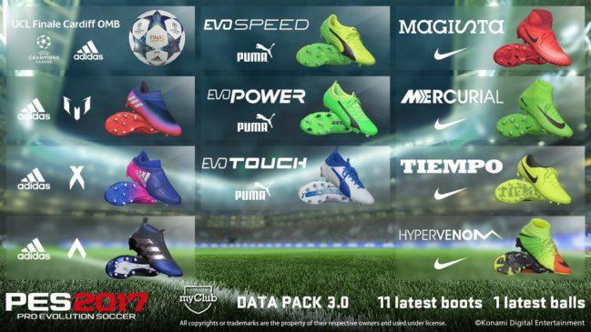 DP3 boots
