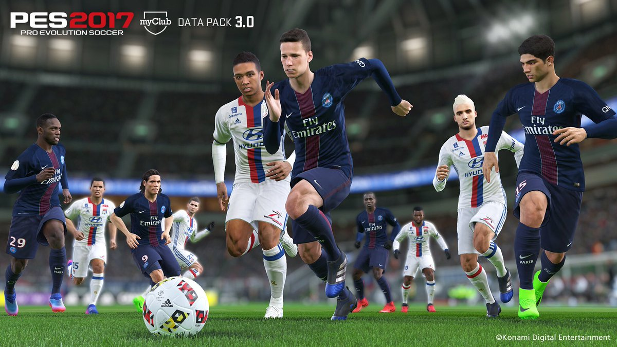 Datapack 3 0 new faces list and other new stuff - pes-news com