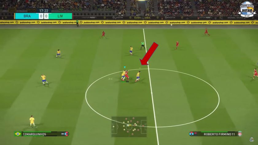 PES 2018 secret feature